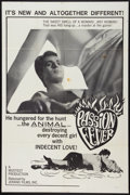 "Movie Posters:Sexploitation, Passion Fever (Jerand Film Distributors Inc., 1969). One Sheet (27""X 41""). Sexploitation.. ..."