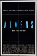 """Movie Posters:Science Fiction, Aliens (20th Century Fox, 1986). One Sheet (27"""" X 41""""). Science Fiction.. ..."""