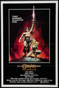 """Movie Posters:Action, Conan the Barbarian (Universal, 1982). One Sheet (27"""" X 41""""). Action.. ..."""