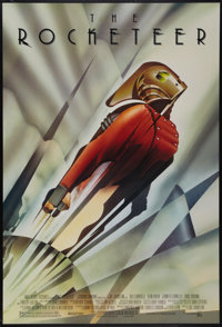 """The Rocketeer (Walt Disney Pictures, 1991). One Sheet (27"""" X 41"""") DS. Action"""