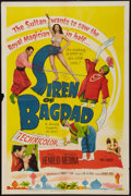 "Movie Posters:Adventure, Siren of Bagdad (Columbia, 1953). One Sheet (27"" X 41"").Adventure.. ..."