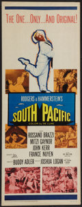 """Movie Posters:Musical, South Pacific (20th Century Fox, 1959). Insert (14"""" X 36"""").Musical.. ..."""