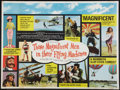 "Movie Posters:Adventure, Those Magnificent Men in Their Flying Machines (20th Century Fox,1965). British Quad (30"" X 40""). Adventure.. ..."