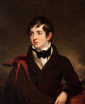 Fine Art - Painting, European:Antique  (Pre 1900), WILLIAM ROBINSON (British, 19th Century). The HonorableFrederick Weddell Robinson, Son of the Third Lord Grantham,circ...