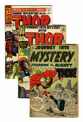Silver Age (1956-1969):Superhero, Journey Into Mystery/Thor Group (Marvel, 1962-66) Condition: Average VG+ except as noted.... (Total: 18 Comic Books)