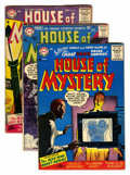 Silver Age (1956-1969):Horror, House of Mystery Group (DC, 1956-58).... (Total: 25 Comic Books)