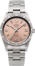 Timepieces:Wristwatch, Rolex Gent's Ref. 2140 Choice Oyster Perpetual Air King, circa2005. ...