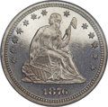 Proof Seated Quarters, 1876 25C PR67 Cameo NGC....