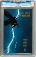 Modern Age (1980-Present):Superhero, Batman: The Dark Knight Returns #1, 3, and 4 CGC-Graded Group (DC,1986).... (Total: 3 Comic Books)