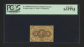 Fractional Currency:First Issue, Fr. 1230 5¢ First Issue PCGS Gem New 65PPQ.. ...