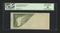 Error Notes:Foldovers, Fr. 1962-K $5 1950A Federal Reserve Note. PCGS Apparent Choice About New 58.. ...