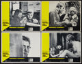 "Movie Posters:Academy Award Winners, Midnight Cowboy (United Artists, 1969). Lobby Cards (4) (11"" X 14"") X- Rated. Academy Award Winners.. ..."