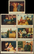 """Movie Posters:Hitchcock, The Wrong Man (Warner Brothers, 1957). Lobby Cards (7) (11"""" X 14"""").Hitchcock.. ... (Total: 7 Items)"""