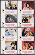 """Movie Posters:Comedy, The Pink Panther Strikes Again (United Artists, 1976). Lobby CardSet of 8 (11"""" X 14""""). Comedy.. ... (Total: 8 Items)"""