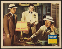 "Charlie Chan in Panama (20th Century Fox, 1940). Lobby Card (11"" X 14""). Mystery"