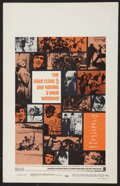 "Movie Posters:Rock and Roll, Having A Wild Weekend (Warner Brothers, 1965). Window Card (14"" X22""). Rock and Roll.. ..."