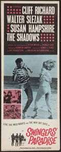 "Movie Posters:Musical, Swinger's Paradise (American International, 1965). Insert (14"" X 36""). Musical.. ..."