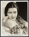 """Movie Posters:Miscellaneous, Kay Francis (Warner Brothers, 1930s). Autographed Portrait Photo(8"""" X 10""""). Miscellaneous.. ..."""