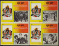 """Movie Posters:James Bond, Live and Let Die (United Artists, 1973). Spanish Lobby Cards (4)(11"""" X 14""""). James Bond.. ... (Total: 4 Items)"""