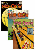 Silver Age (1956-1969):Humor, Fox and the Crow #78-108 Group Savannah pedigree (DC, 1963-68) Condition: Average GD+.... (Total: 31 Comic Books)