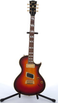 Musical Instruments:Electric Guitars, 1994 Gibson Nighthawk Sunburst Electric Guitar #94035556....