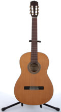 Musical Instruments:Acoustic Guitars, 1990 Epiphone C-40 Natural Classic Acoustic Guitar #0112231....