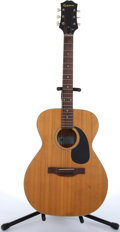 Musical Instruments:Acoustic Guitars, 1970's Epiphone 6732 Natural Acoustic Guitar, #02204....