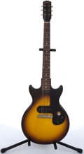Musical Instruments:Electric Guitars, 1962 Gibson Melody Maker Sunburst Electric Guitar #88687....
