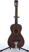 Musical Instruments:Acoustic Guitars, Vintage Hawaiian Parlor Lap Slide Acoustic Guitar # N/A....