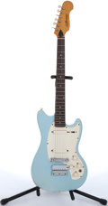 Musical Instruments:Electric Guitars, 1960s Kalamazoo Blue Electric Guitar # N/A....