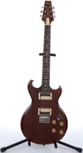 Musical Instruments:Electric Guitars, 1980s Aria Pro Cardinal CS-250 Cherry Electric Guitar #1080743....