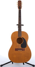 Musical Instruments:Acoustic Guitars, Mid 1960's Gibson Natural Acoustic Guitar #844255....