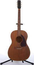 Musical Instruments:Acoustic Guitars, 1968 Gibson LG-0 Natural Acoustic Guitar #518711....