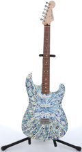 Musical Instruments:Electric Guitars, 2003 Fender Stratocaster White Electric Guitar #MZ3115344....