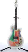 Musical Instruments:Electric Guitars, Traveling Wilburys T-300 Limited Edition Electric Guitar # N/A...