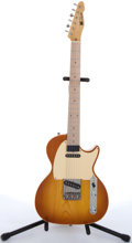 Musical Instruments:Electric Guitars, St. Blues Bluesmaster II Sunburst Electric Guitar #35001....