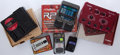 Musical Instruments:Amplifiers, PA, & Effects, Lot Of 6 Processors & Pedals. ...