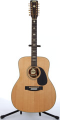 Musical Instruments:Acoustic Guitars, Aspen DR35-12 Natural Acoustic Guitar #65950152...
