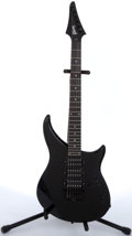 Musical Instruments:Electric Guitars, 1996 Gibson MIII Black Electric Guitar #93206704....