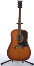 Musical Instruments:Acoustic Guitars, The Grammer Guitar R G And G Sunburst Jumbo Acoustic Guitar#1021....