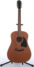 Musical Instruments:Acoustic Guitars, 1997 Oscar Schmidt By Washburn OG-2M Mahogany Acoustic Guitar #97013105....