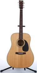 Musical Instruments:Acoustic Guitars, Fender F-35 Natural Acoustic Guitar # N/A....