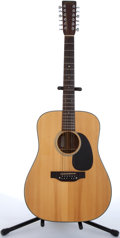 Musical Instruments:Acoustic Guitars, 1977 Takamine F-400 Natural 12-String Acoustic Guitar #77101405....