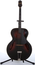 Musical Instruments:Acoustic Guitars, Gretsch TG-50 Tenor Sunburst Archtop Acoustic Guitar # N/A....