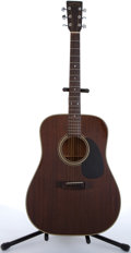 Musical Instruments:Acoustic Guitars, Takamine & Co F-349 Natural Acoustic Guitar #79071256....