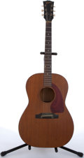 Musical Instruments:Acoustic Guitars, 1966 Gibson Natural Acoustic Guitar # 381026...