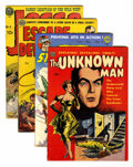 Golden Age (1938-1955):Miscellaneous, Avon Comics Group Group (Avon, 1951-54). ... (Total: 4 Comic Books)