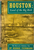 Books:First Editions, George Fuermann. Houston: Land of the Big Rich....