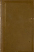Books:First Editions, Ales Hrdlicka. Early Man in South America. [SmithsonianInstitution Bureau of American Ethnology]....