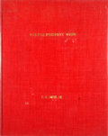 Books:First Editions, [Walter Prescott Webb, subject]. [C. B. Smith, editor]. Signed bythe editor. Walter Prescott Webb - From the Great Fron...